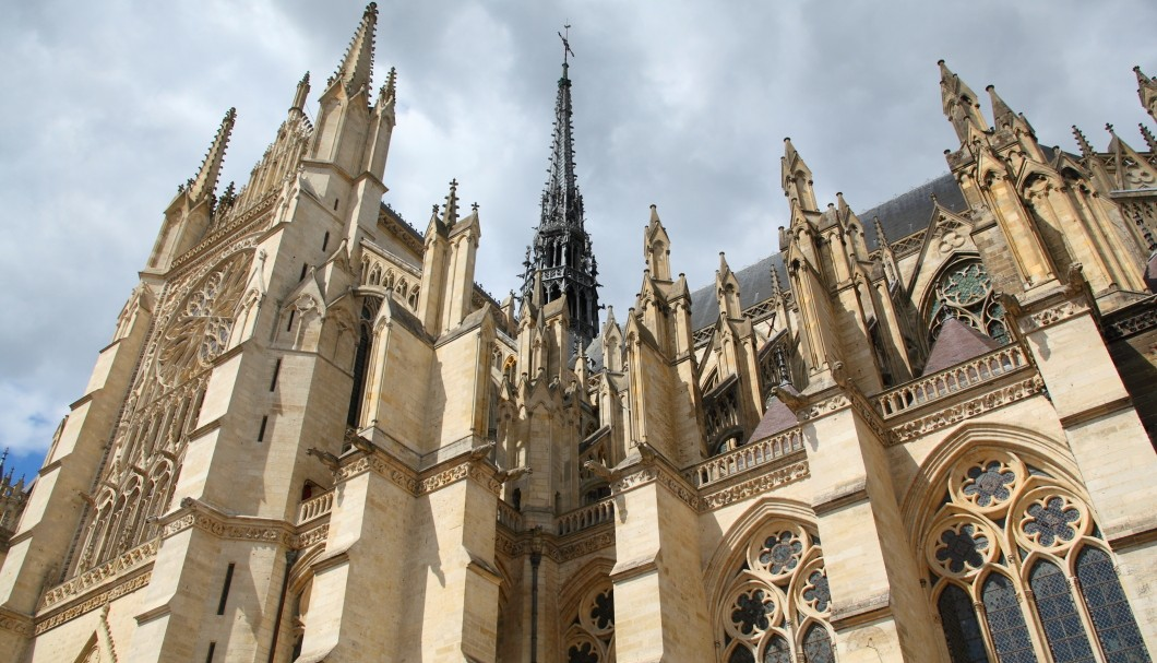 Amiens Kathedrale -