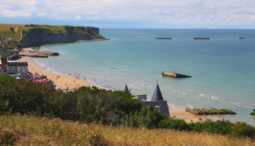 Urlaub In Der Normandie Am Meer