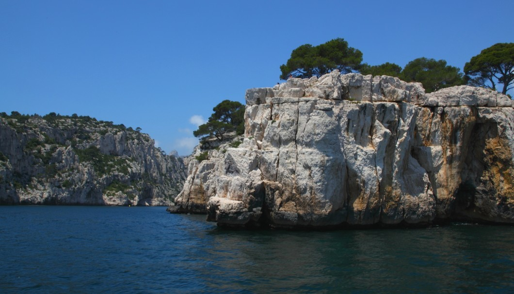 Die Calanques bei Cassis